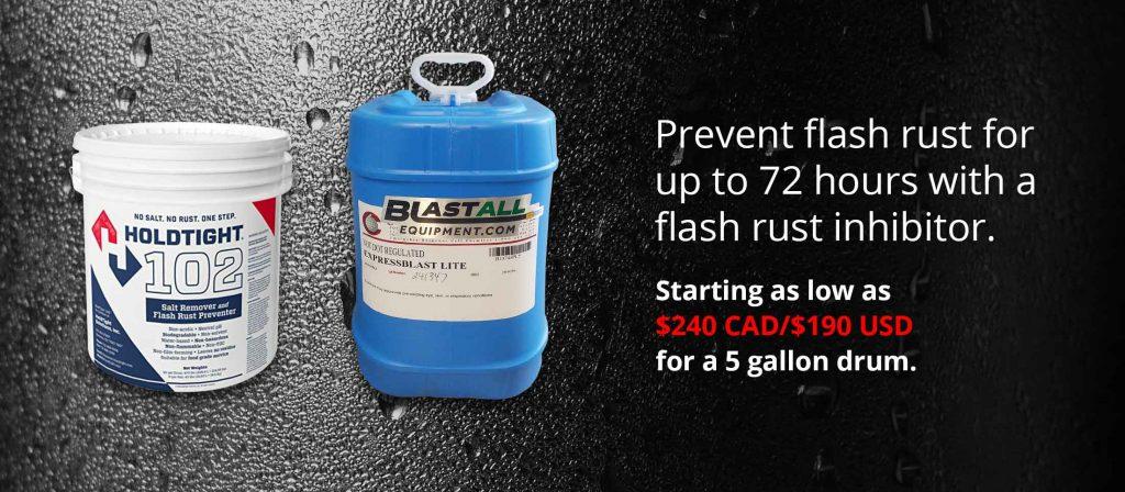 Blastall Equipment & Supply - Graco Ecoquip Vapor Abrasive Blasters
